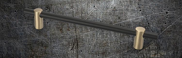 Möbelgriffe und Möbelknöpfe aus Aluminium